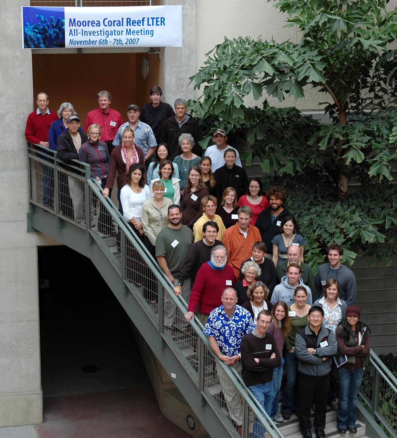 2007 MCR All Investigators Meeting photo