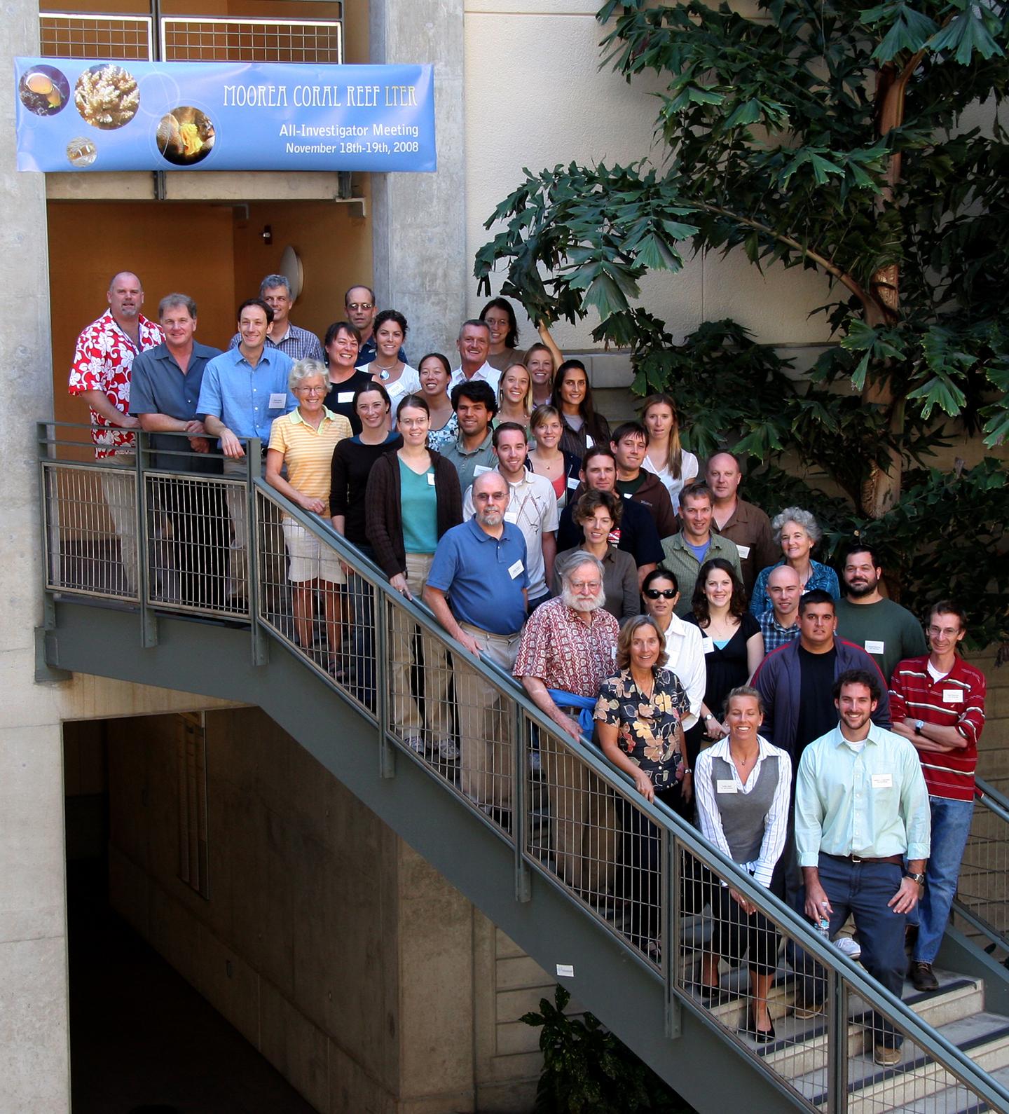 2008 MCR All Investigators Meeting photo