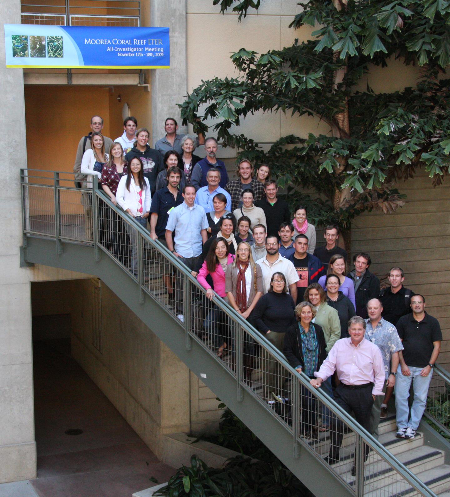 2009 MCR All Investigators Meeting photo